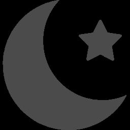 夜空のファビコン